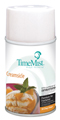 TimeMist 30-Day Premium Air Freshener Refill - 1 case of 12 cans - 6.6 oz. can - Creamsicle