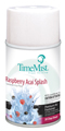 TimeMist 30-Day Premium Air Freshener Refill - 1 case of 12 cans - 6.6 oz. can - Raspberry Acai Splash