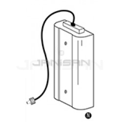 Technical Concepts TC490157 Replacement Battery Compartment with Connector