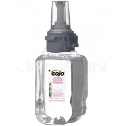 GOJO 8711-04 ADX Clear and Mild Foam Handwash - 700 ml refill - 1 case of 4 refills