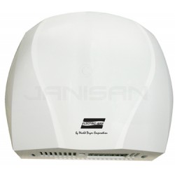 World Dryer Electric-Aire Automatic Surface Mounted Hand Dryer - White in Color