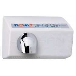 World Dryer Nova 5 Surface Mounted Automatic Hand Dryer - White
