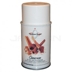 Washroom Concepts Metered Air Freshener Refills - 1 case of 12 cans - Cinnamon Fragrance