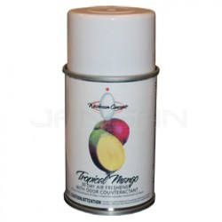 Washroom Concepts Metered Air Freshener Refills - 1 case of 12 cans - Tropical Mango Fragrance