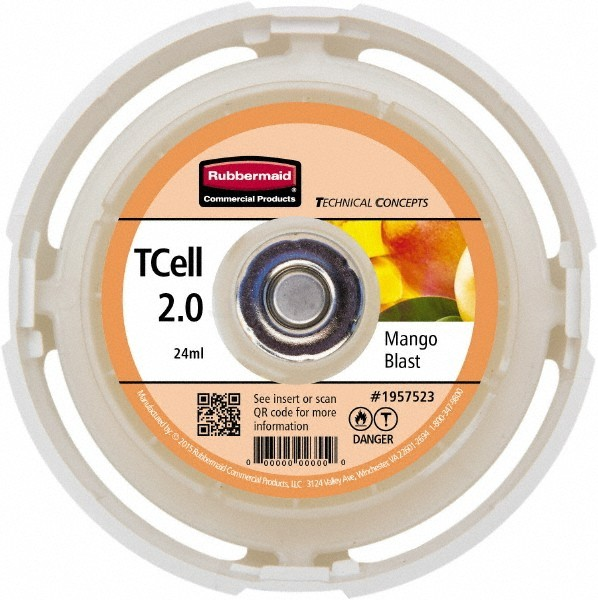 Rubbermaid TCell 2 0 Air Freshener Refill Mango Blast