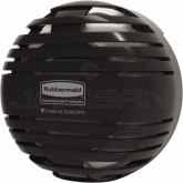 Rubbermaid TCell 2.0 Air Freshener Dispenser - Black in Color