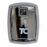 Technical Concepts TC AutoFlush Automatic Toilet Flusher for Tank Toilets - Chrome in Color