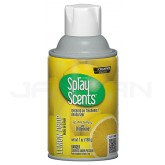 Champion Sprayon Metered Air Freshener - 1 case of 12 cans - 7 oz. can - Lemon Drop