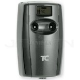 Technical Concepts TC Microburst Duet Dual Fragrance Air Freshener Dispenser - Black and Black Pearl in Color