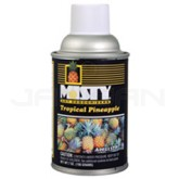 Amrep Misty Premium Metered Air Freshener - 7 oz. can - 1 case of 12 cans - Tropical Pineapple