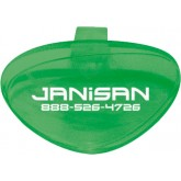 Janisan Toilet Bowl Clip-On - 1 box of 12 clips - Cucumber Melon