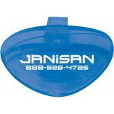 Janisan Toilet Bowl Clip-On - 1 box of 12 clips - Mint