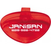 Janisan Toilet Bowl Clip-On - 1 box of 12 clips - Apple Cinnamon