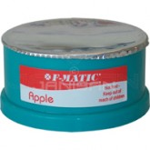 F-Matic High Performance Gel Air Freshener Cartridges - 1 case of 10 refills - Apple Fragrance