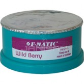 F-Matic High Performance Gel Air Freshener Cartridges - 1 case of 10 refills - Wild Berry Fragrance