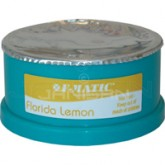 F-Matic High Performance Gel Fragrance Cartridges - 1 case of 10 refills - Florida Lemon Fragrance