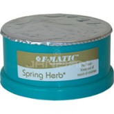 F-Matic High Performance Gel Odor Neutralizer Cartridges - 1 case of 10 refills -  Spring Herb Fragrance