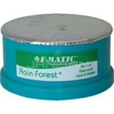 F-Matic High Performance Gel Air Freshener Cartridges - 1 case of 10 refills - Rain Forest Fragrance