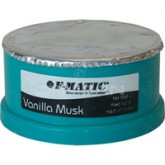 F-Matic High Performance Gel Air Freshener Cartridges - 1 case of 10 refills - Vanilla Musk Fragrance