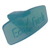 Fresh Products Eco-Fresh Toilet Bowl Clips - Cotton Blossom - 1 box of 12 clips