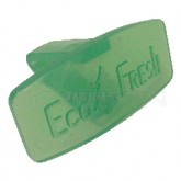 Fresh Products Eco-Fresh Toilet Bowl Clips - Herbal Mint - 1 box of 12 clips