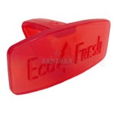 Fresh Products Eco-Fresh Toilet Bowl Clips - Kiwi Grapefruit - 1 box of 12 clips