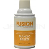 Fresh Products Fusion Metered Air Freshener Refills - 1 case of 12 cans - 6.25 oz can - Mango Breeze