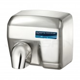 Palmer Fixture Conventional Series Surface Mounted Automatic Hand Dryer - Brushed Chrome