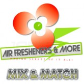 F-Matic High Performance Gel Air Freshener Cartridge - Your choice of fragrance