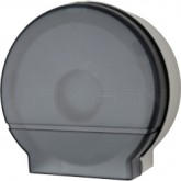 "Palmer Fixture RD0026-01 9"" Jumbo Tissue Dispenser with 3 3/8"" Core Only - Dark Translucent in Color"
