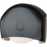 "Palmer Fixture RD0330-01 13"" Jumbo Tissue Dispenser with 3 3/8"" Core Only - Dark Translucent in Color"