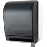 Palmer Fixture TD0210-01 Roll Towel Dispenser with Lever - Dark Translucent in Color