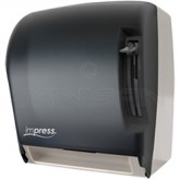 Palmer Fixture TD0220-01 Impress Lever Roll Towel Dispenser - Dark Translucent in Color
