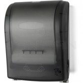 Palmer Fixture TD0400-01 Mechanical Auto-Cut Roll Towel Dispenser - Dark Translucent in Color