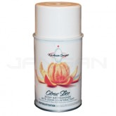 Washroom Concepts Metered Air Freshener Refills - 1 case of 12 cans - Citrus Slice Fragrance