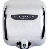 Excel Dryer Xlerator Hand Dryer with Chrome Plated Cover